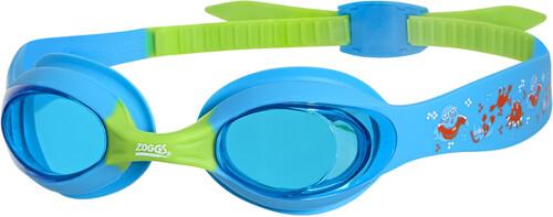 TYR Swimple Tie Dye Goggles Kids blue/blue/green 2018 Schwimmbrillen TyO0txha